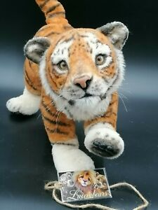 OOAK artist tiger THEO created by Judi Paul / Luxembears