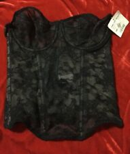 BNWT AUTHENTIC DONNA KARAN DKNY DESIGNER WOMENS BODY SUIT LINGERIE CORSET
