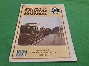 Great Western Railway Journal - No 26 Spring 1998