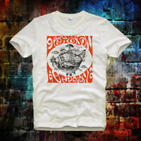 Jefferson Airplane Last Ship Psychedelic Tee Top Vintage Men Ladies T Shirt B590