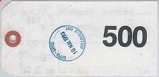 56034 -   KENYA -  POSTAL HISTORY: UN CANADIAN FORCES in EGYPT 1995 - WAR
