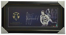 OFFICIAL MEMORABILIA PATRICK DANGERFIELD SIGNED PANOGRAPH FRAMED 2016 BROWNLOW