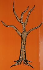Halloween Nightscapes Lighting Effect Twisted Tree Indoor/Outdoor Use 71x50x35