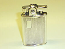 RONSON STERLING SILVER LIGHTER - FEUERZEUG - PAT. 621570 - MADE IN ENGLAND- NICE