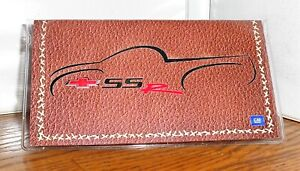 CHEVROLET SSR CHECKBOOK COVER. GENERAL MOTORS.....FREE SHIPPING