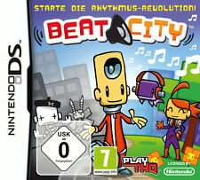 Beat City für Nintendo DS/Lite/XL/3DS - OVP+Anl. - Sehr guter Zustand