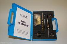 kit tornitura penna universale DELUXE COD PM2KC CONO MORSE 2