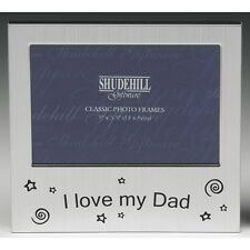 Shudehill I Love My Dad Photo Frame Picture 14cm X 13.5cm 72273
