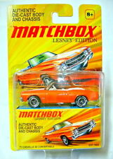 MATCHBOX LESNEY EDITION usa 2011' 71 Chevelle ss CABRIO