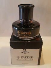 Parker Penman Mocha Writing  Ink In Bottle 50ml   New In Box
