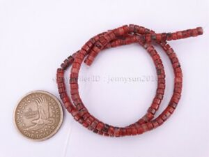 AAA Natural Gemstone Heishi Loose Spacer Beads 2mm x 4mm 15.5'' Inches Strand