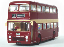 38110 EFE Red Bristol VRT Series I Double Deck Bus Alder Valley 1:76 Diecast New