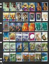 AUSTRALIA INTERNATIONAL POST stamp selection (REF.1268)