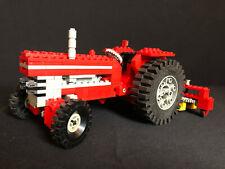 Lego 851 Technic Technik Farm Tractor Traktor von 1977 complete