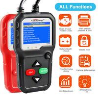 KW680 Car Diagnostic Scanner OBD2 OBD II Car Engine Fault Code Reader-Scan Tools