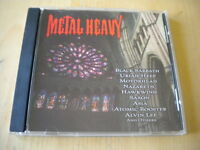 Metal heavy	CD	Uriah Heep Motorhead Black Sabbath Lake Asia Nazareth Hawkwind