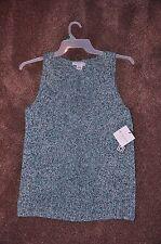 Ladies NWT Liz Claiborne Sleeveless Top - Petite Large - Originally $45