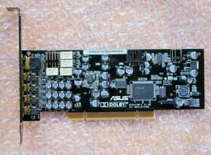 Asus Xonar D1/A Internal PCI 7.1 Channel Sound Audio Card