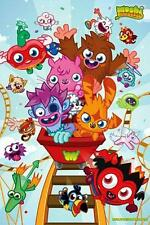 Moshi Monsters : Rollercoaster - Maxi Poster 61cm x 91.5cm (new & sealed)