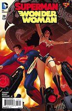 Superman Wonder Woman # 28 Regular Cover NM DC