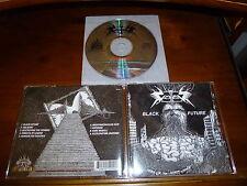 Vektor / Black Future ORG'09 Heavy Artillery Records 1ST PRESS OOP!!!!! *U