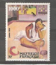 1989   FRENCH POLYNESIA - SG  576 - TR FAATURUMA - UMM