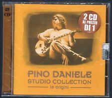 PINO DANIELE STUDIO COLLECTION LE ORIGINI - 2 CD MADE IN ITALY SIGILLATO!!!
