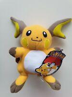 "Pokemon Pokémon Raichu Orange 6"" Plush Soft Stuffed Doll Toy"