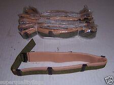 10 pcs lot New leather Sweatband for US M1 Steel Pot Helmet liner usgi military