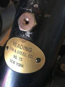 Lyle Cannon Line Throwing Bronze Fuse Plug