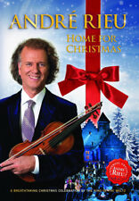 ANDRE RIEU HOME FOR CHRISTMAS DVD NEW REGION 0