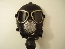 Gasmaske gas mask  Neu DDR UDSSR NVA Russland Gr 1 Small Trinkschlauch GP 7V