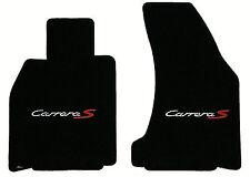 LICENSED PORSCHE® FLOOR MATS; 2005-2012 Carrera S targa/convertible *with Bose