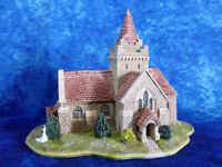 LILLIPUT LANE Crathie Church Balmoral L2084 1997 British Handmade Model/Ornament