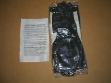 3 PAIRS MILITARY CHEMICAL, NBC BIOLOGOCAL, LIQUIDS, DIRT PROTECTIVE SEALED  NOS