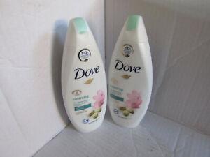 2 Pack Dove Calming  Body Wash Shower Gel 250ml