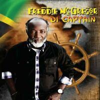 Freddie Mcgregor - Di Captain (NEW CD)
