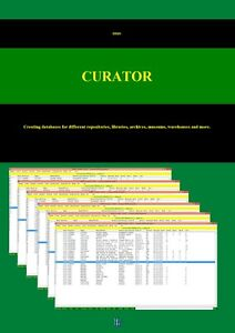 DBMS Curator - Database Management Software (Online Download)