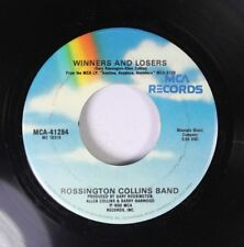 Rock 45 Rossington Collins Band - Winners And Losers / Don'T Misunderstand Me On