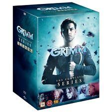 Grimm - la Serie completa (34 Dvd) Universal Pictures