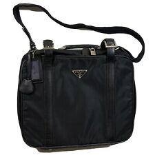 Prada Unisex Overnight Bag—New With Tags
