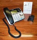 Uniden (D1688) DECT6.0 Corded Digital Answering System w/ Power Supply