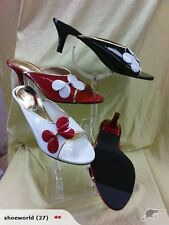 WOMEN WIDER & BIGGER FASHION SHOES # 826 SIZE 43-45