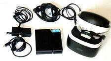 SONY PLAYSTATION VR BRILLE HEADSET PS4 Virtual Reality PSVR 4 V1