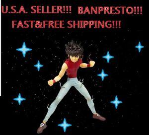 BANPRESTO Saint Seiya Knights of the Zodiac figure Pegasus Seiya Toy Gift