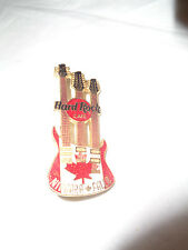 Hard Rock Cafe - Triple Neck Guitar - Niagara Falls - Canada -  Leaf Pin