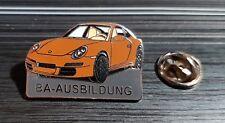 Porsche Pin BA -Ausbildung - Maße 31x21mm selten gestempelt REU