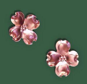 Stuart Nye Copper Stud Earrings