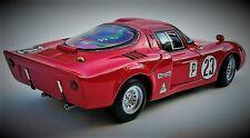 1 Race Car InspiredBy Ferrari Sport 1960s Vintage 24 Midget 18 Metal 12 Racer 43