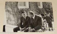 PHOTOGRAPHIE Presse du Lancement de KERGUELEN à LA CIOTAT en 1967 Photo GRASSET
